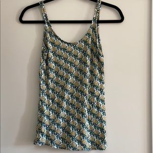 Promod Tropical Print Camisole Top/ Tank top
